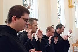 St Meinrad Monks